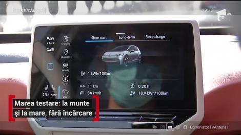 Români, tot mai interesaţi de maşinile electrice. Ce economie face o maşină care trebuie reîncărcată la 400 de kilometri