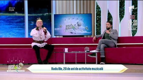 Radu Ille, 20 de ani de activitate muzicală