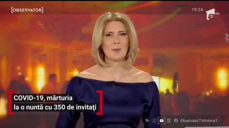 350 de nuntaşi, în izolare după ce mireasa a fost confirmtă cu COVID-19
