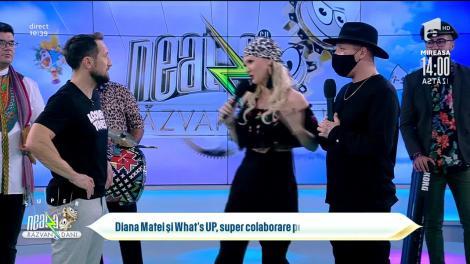 Diana Matei și What's UP, super colaborare pentru piesa Dulceață