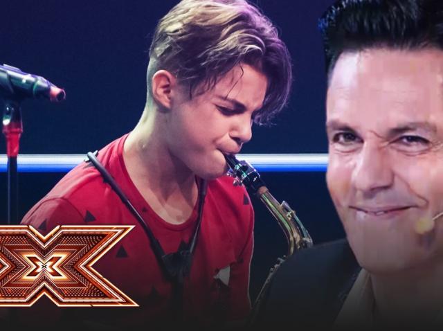 X Factor 2020: Denis Costea - Cruisin' for a Bruisin