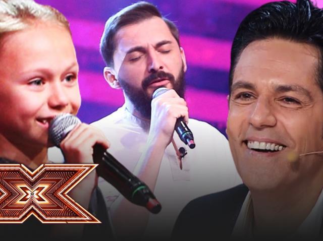 X Factor 2020: Marius Lemeni și Antonia - Shallow