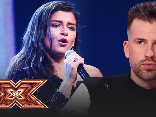 X Factor 2020: Anna Turrei - Black Widow