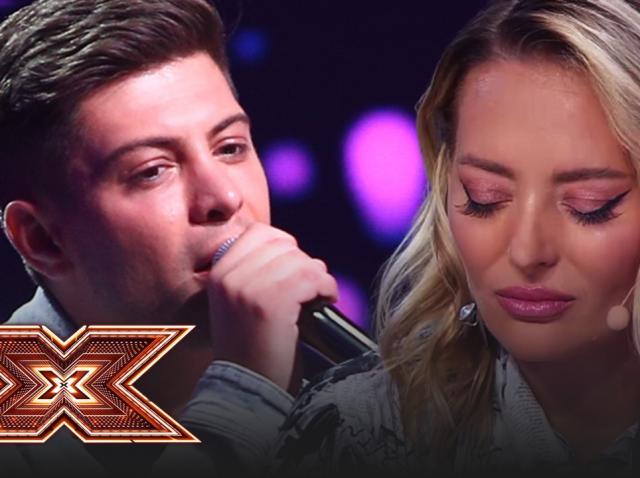 X Factor 2020: Liviu Panait - Stay