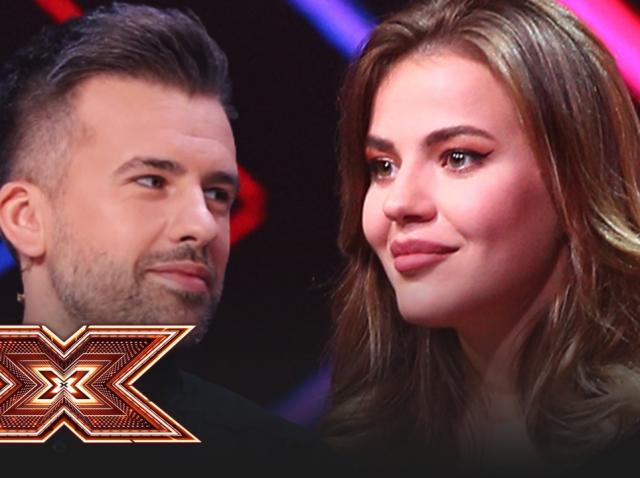 X Factor 2020: Marina Vlad - Fallin