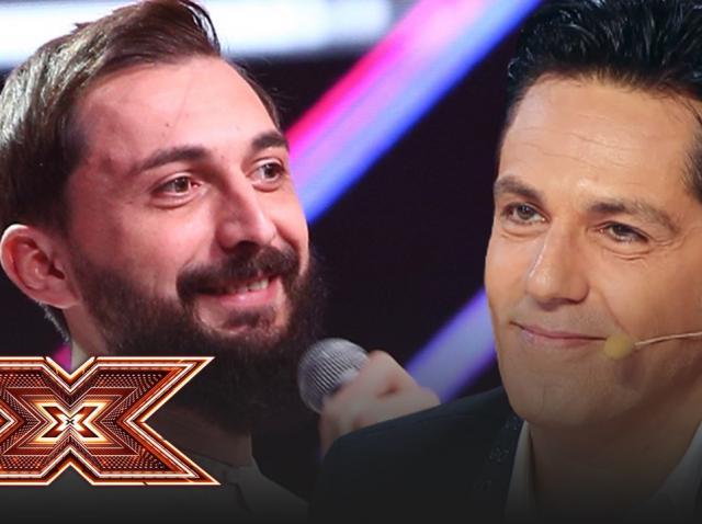 X Factor 2020: Marius Lemeni - Iubește-o sincer