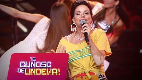 """Jojo se transformă în ZAZ - """"Que Vendra'"""", la Te cunosc de undeva!"""