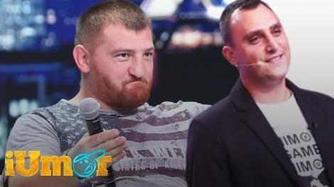 iUmor 2020:  Dan Cârstea l-a adus pe scenă pe Cătălin Moroșanu. Cum au reacționat jurații