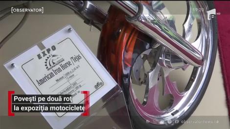 Un pasionat de mecanică a reuşit să recondiţioneze aproape 150 de motociclete din toate timpurile