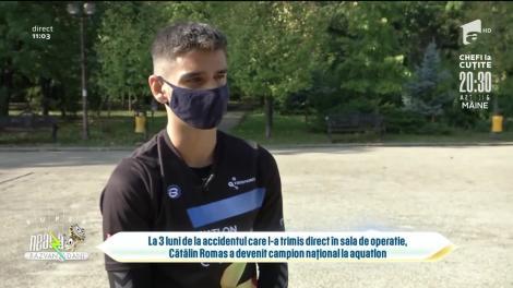 Cum vor decurge antrenamentele în aer liber cu masca pe față