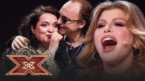 X Factor 2020: Duo Harmony - Stumblin' In / Don't Go Breaking My Heart