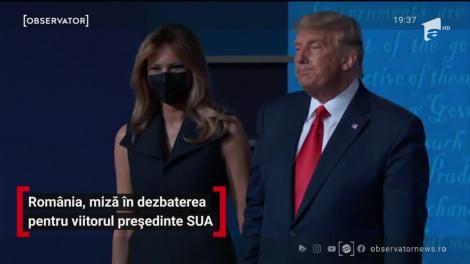 România, miza în dezbaterea pentru viitorul președinte SUA