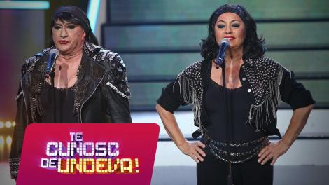 Te cunosc de undeva 2020: Romică Țociu și Adriana Trandafir se transformă în Azucar Moreno - Torero