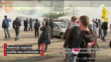 Proteste in Europa