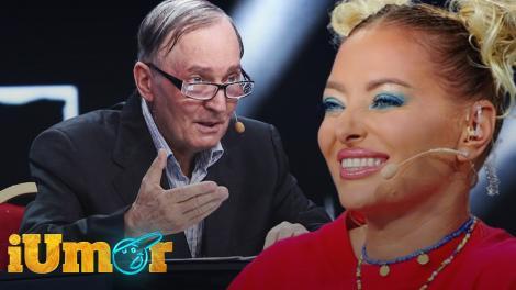 iUmor 2020: Puşcaşu Ștefan, cel mai învârstă concurent din istoria emisiunii