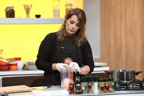 Maria Sandru a venit să câștige premiul cel mare de la Chefi la cuțite