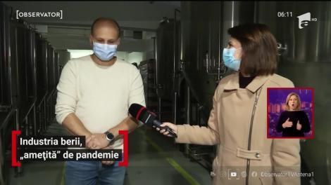 """Industria berii, """"amețită"""" de pandemie. Micii producători sunt pe cale să închidă afacerile"""