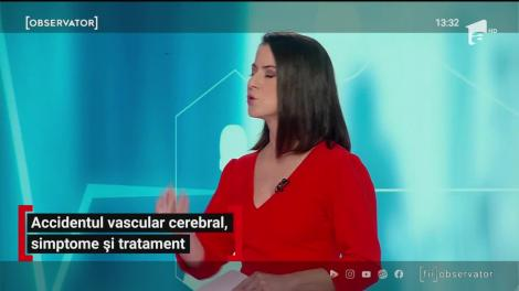 Accidentul vascular cerebral, simptome și tratament . Metoda care poate salva viața în caz de AVC