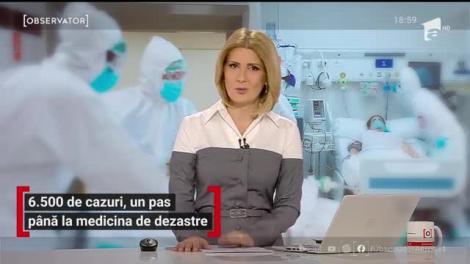 Doctorii români avertizează: se va trece la medicina de dezastre în spitale