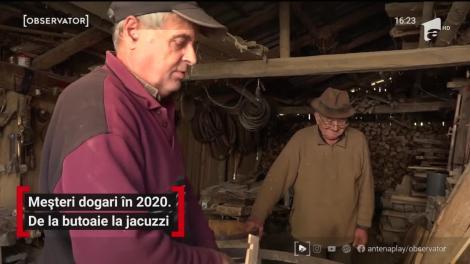 Meșteri dogari în 2020. De la butoaie la jacuzzi