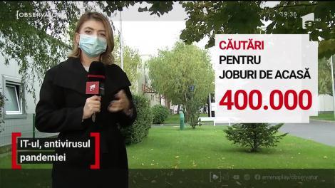 IT-ul, antivirusul pandemiei