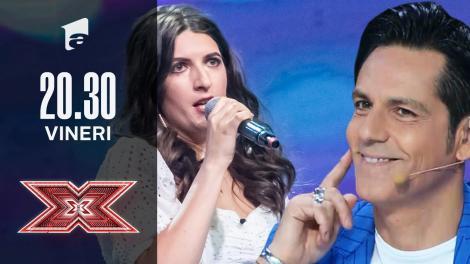 X Factor 2020: Alexandra Voiculescu - Yoü And I