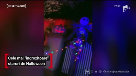 Cele mai îngrozitoare staruri de Halloween