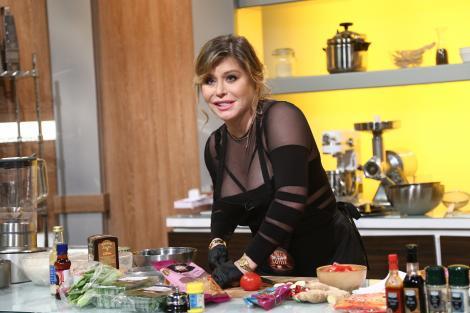 """Loredana a venit să gătească la """"Chefi la cuțite"""""""