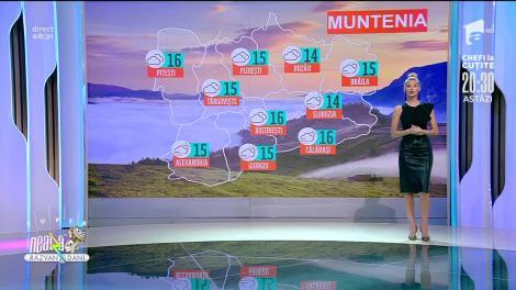 Prognoza Meteo, 2 noiembrie 2020. Soarele își face simțită prezența, dar vremea va fi destul de rece