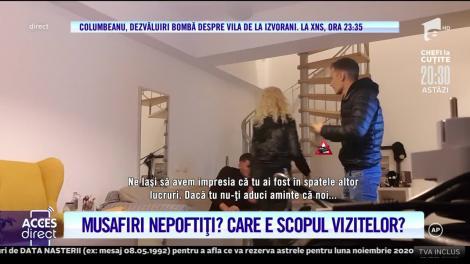 Iulian Pîtea şi Ciprian Dafinescu i-au cerut Innei să tacă! Filmare cu camera ascunsă