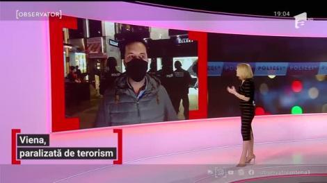 Noapte sângeroasă la Viena. Un simpatizant ISIS a vânat cu sânge rece trecătorii din centrul oraşului cu o armă de asalt