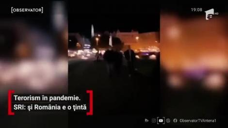 Terorism în pandemie. Nici România nu este la adăpost de terorişti