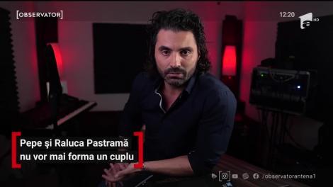 """Pepe şi Raluca Pastramă divorțează: """"Cel mai greu ne-a fost să discutăm cu copiii"""""""