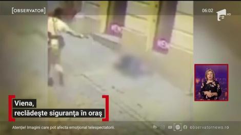 Viena reclădește siguranța în oraș