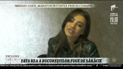 Oana Marica, interviu special: Mi-e frică de bătrânețe și sărăcie