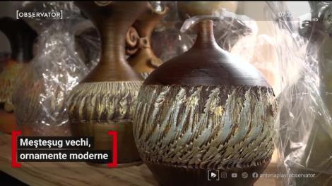 Doi meşteri olari din Hunedoara adaptează vechiul meşteşug cerinţelor moderne