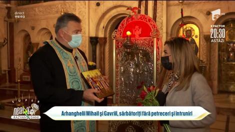 Arhanghelii Mihail și Gavriil, sărbătoriți fără petreceri și întruniri pe timp de pandemie