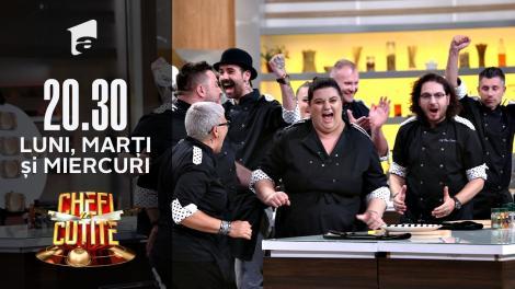 Chefi la Cuțite, desemnarea câștigătorului. Chef Florin Dumitrescu: Sunt dezamăgit, dar liniștit că nu merg la duel!
