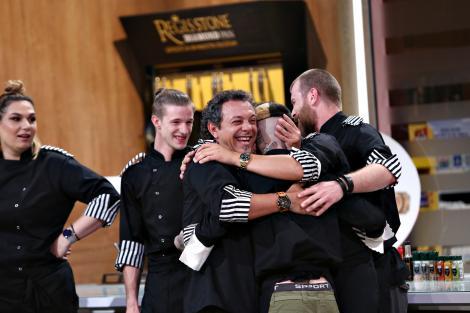 Chefi la Cuțite, desemnarea câștigătorului. Chef Cătălin Scărlătescu are o criză de nervi