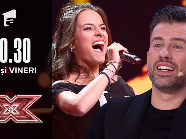 X Factor 2020: Alexandra Căpitănescu - Am I The One