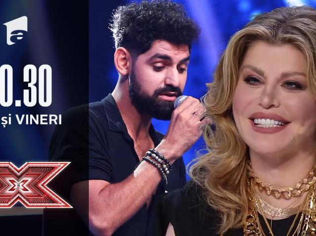 X Factor 2020: Marian Vasilescu - Imagine
