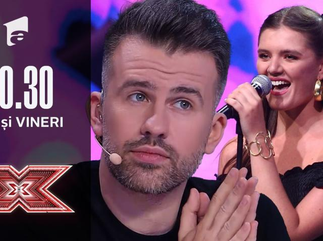 X Factor 2020: Ioana Cristodorescu - Drinking In The Day