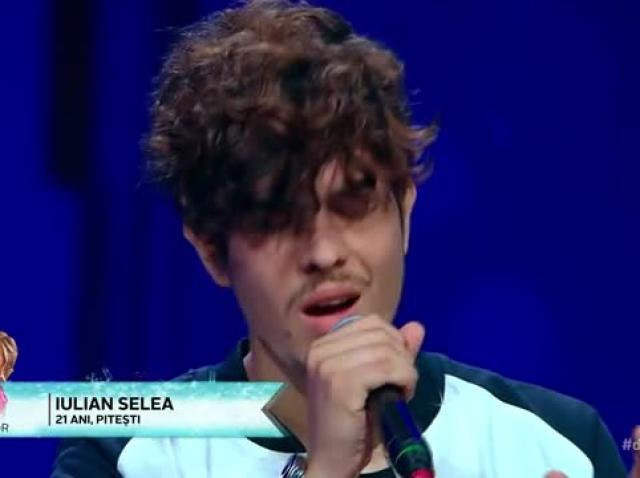 X Factor 2020: Iulian Selea - You Are The Reason