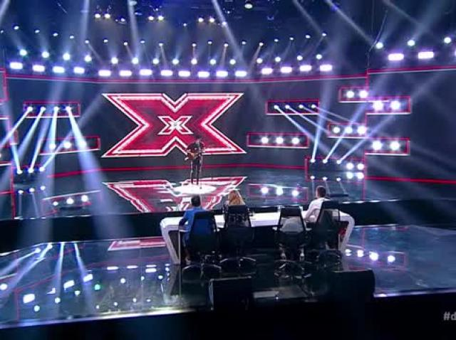 X Factor 2020: Răzvan Drăgan - Say You Won't Let Go