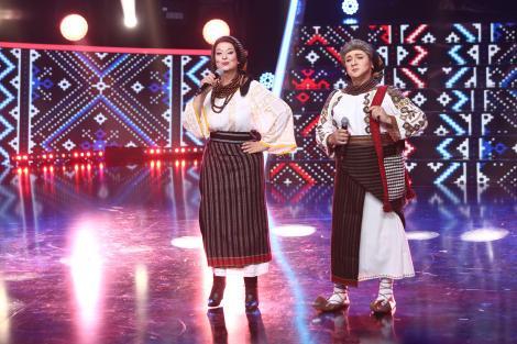 Te cunosc de undeva 2020: Monica Anghel & Marcel Pavel se transformă în Sofia Vicoveanca şi Andreea Marin - Savetucă , Savetucă