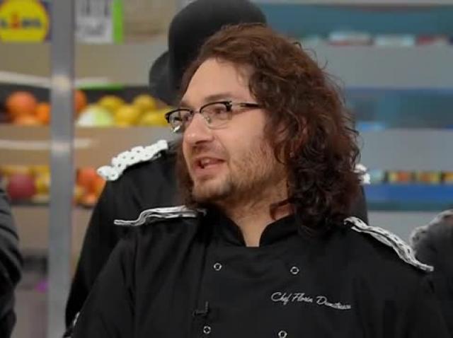 """Fast-food-uri de fițe, tema celui de-al cincilea battle """"Chefi la cuțite"""""""