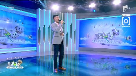 "Melodia ""Ciobănaș cu 300 de oi"", cântată de un chinez! Fang Shuang, moment unic la Neatza"