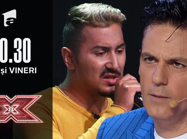 X Factor 2020: Anton Daroți - Las-o să zboare