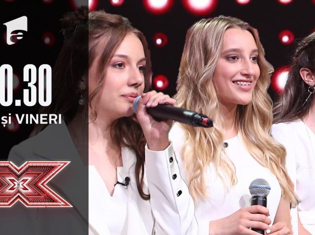 X Factor 2020: Trio Eva - Chandelier