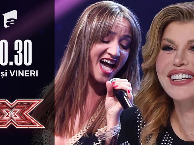 X Factor 2020: Alexandrina Grosu - Fuego